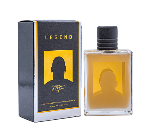 Michael Jordan Legend by Michael Jordan 3.4 oz Cologne Spray for Men