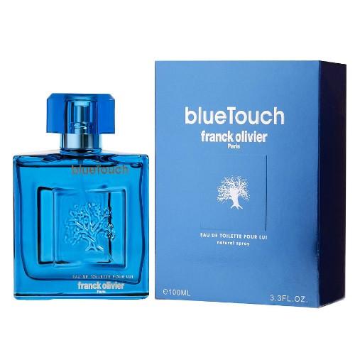 Blue Touch by Franck Olivier 3.3 oz EDT for men