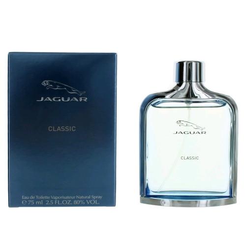 Jaguar Classic Blue by Jaguar 2.5 oz EDT for men