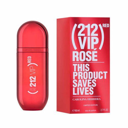 212 VIP Rose Red by Carolina Herrera 2.7 oz EDP for women