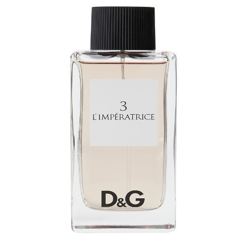 3 L'Imperatrice by Dolce & Gabbana 3.3 oz EDT for Women Tester