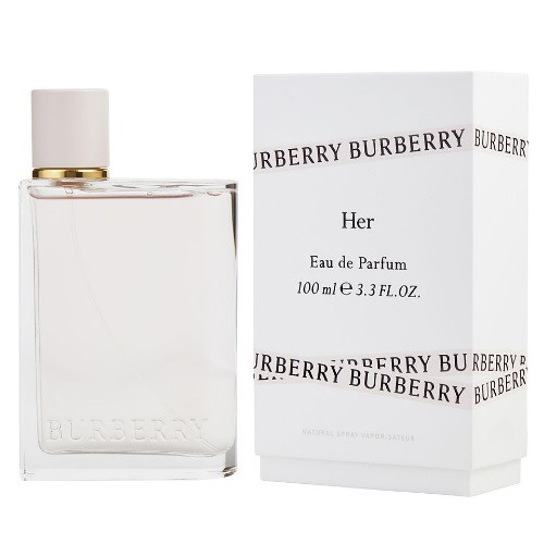 Burberry Her by Burberry 3.3 oz EDP for Women