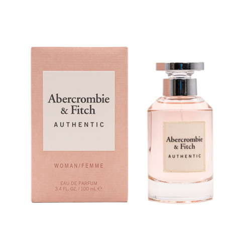 Authentic by Abercrombie & Fitch 3.4 oz EDP for Women