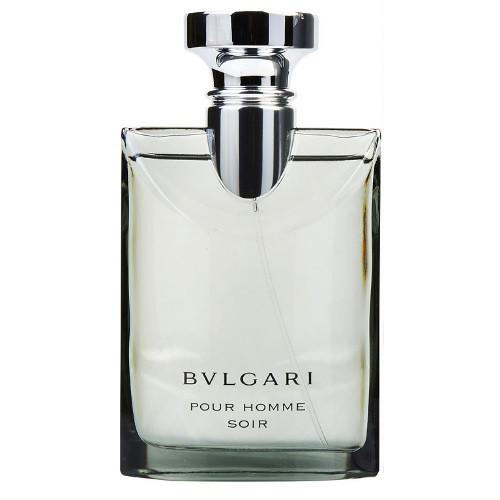 Bvlgari Soir pour Homme by Bvlgari 3.4 oz EDT for men Tester