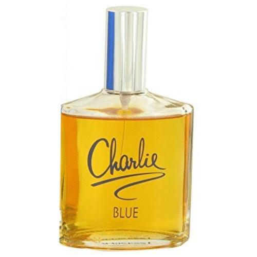 Charlie Blue by Revlon 3.4 oz EDT for women Tester