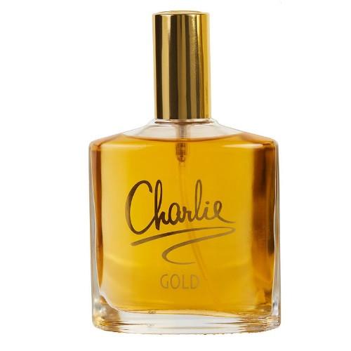 Charlie Gold by Revlon 3.4 oz EDT for Women Tester
