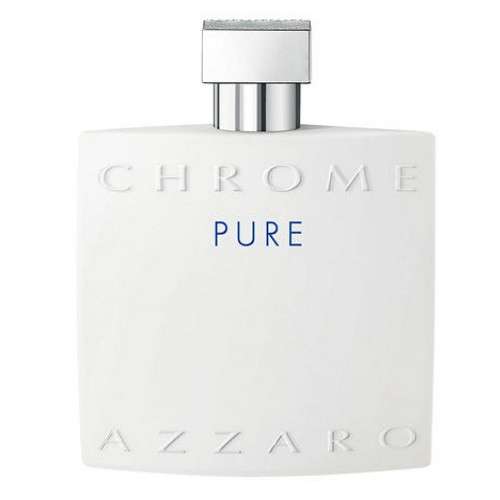 Chrome Pure by Azzaro 3.4 oz EDT for men Tester