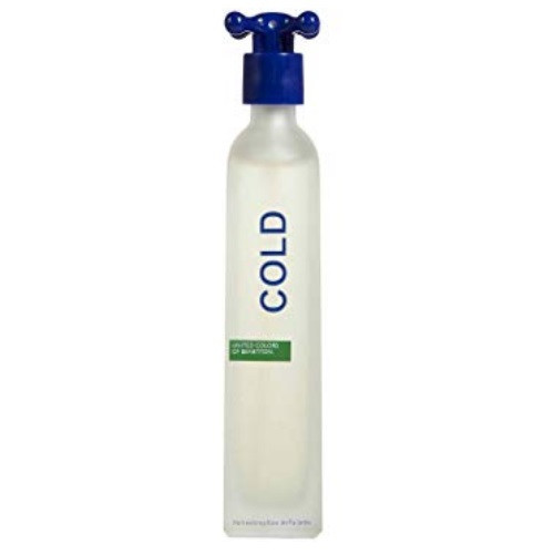 Cold by Benetton 3.4 oz EDT for men Tester
