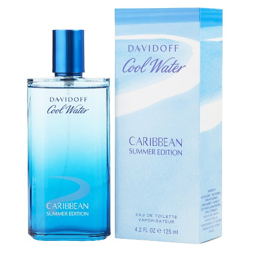 Cool Water Caribbean Summer Edition by Davidoff 4.2 oz EDT for men