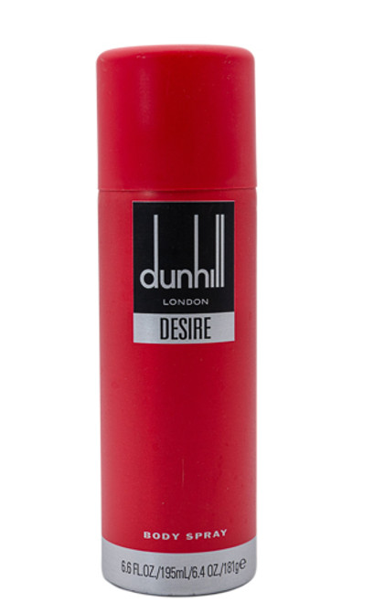 Desire Red by Alfred Dunhill 6.6 oz Body Spray for Men