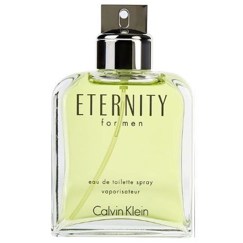 Eternity by Calvin Klein 6.7 oz EDT for men Tester