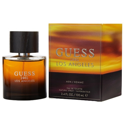Guess 1981 Los Angeles by Guess 3.4 oz EDT for Men