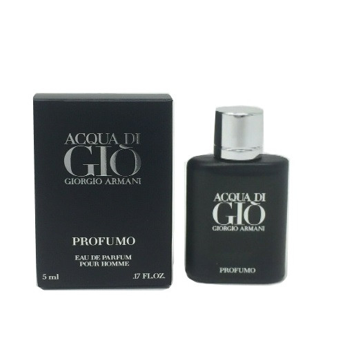 Mini Acqua di Gio Profumo by Giorgio Armani 0.17 oz EDP for men