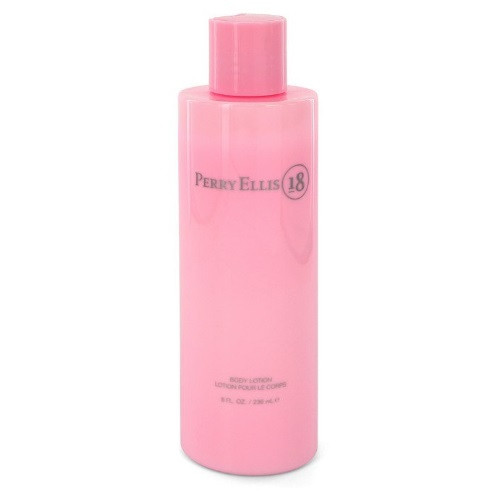 Perry Ellis 18 by Perry Ellis 8 oz Body Lotion for Women
