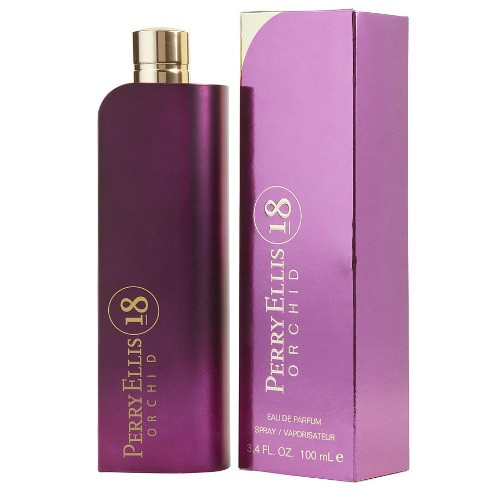Perry Ellis 18 Orchid by Perry Ellis 3.4 oz EDP for women