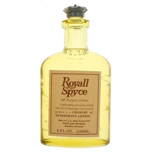 Royall Spyce by Royall Fragrances 8 oz Aftershave Lotion Cologne for men Tester