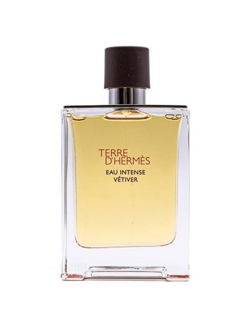 Terre d'Hermes Eau Intense Vetiver by Hermes 3.4 oz EDP for Men Tester