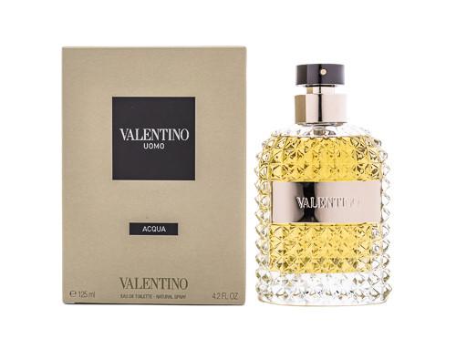 Valentino Uomo Acqua by Valentino 4.2 oz EDT for Men