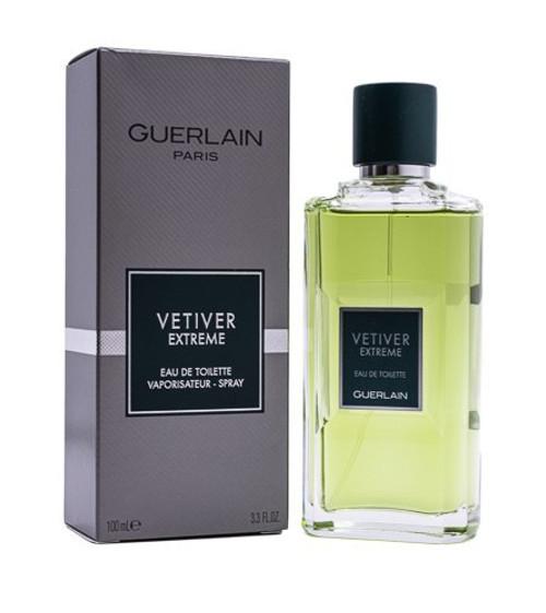 Vetiver Extreme by Guerlain 3.3 oz EDT for men