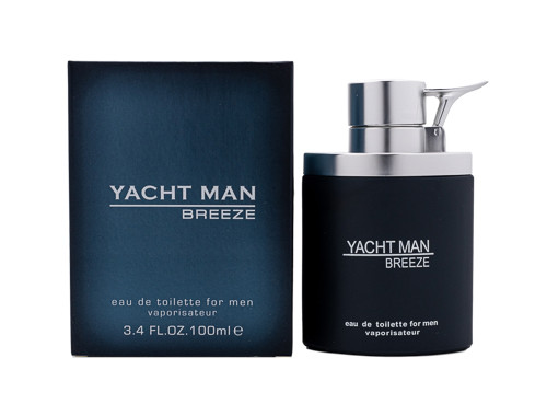 Yacht Man Breeze by Myrurgia 3.4 oz EDT for men