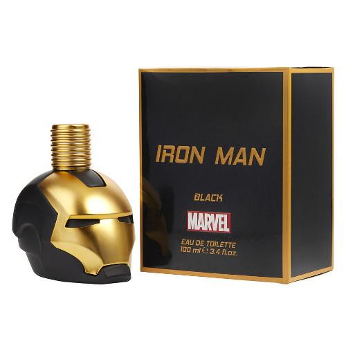 Iron Man Black by Marvel 3.4 oz EDT for Men