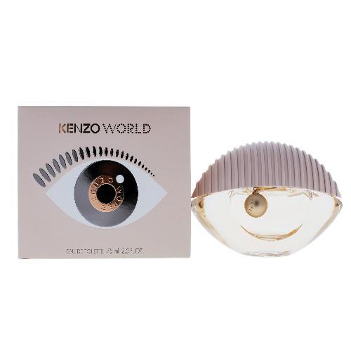 Kenzo World by Kenzo 2.5 oz EDT for women