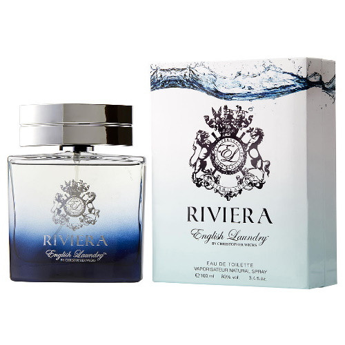 Riviera by English Laundry 3.4 oz EDT for men