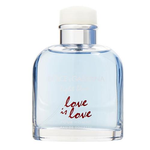 Light Blue Love is Love by Dolce & Gabbana 4.2 oz EDT for men Tester