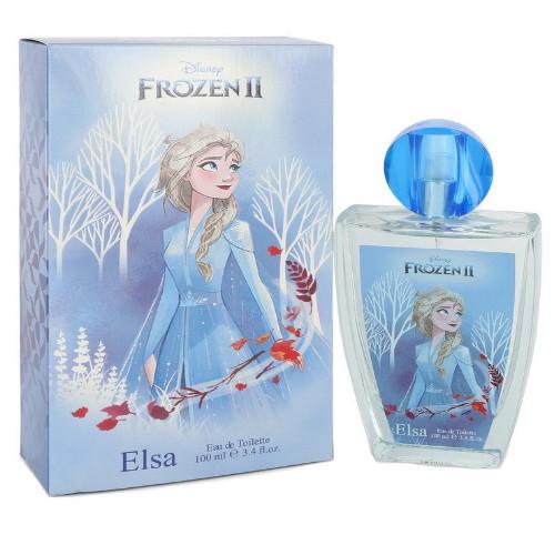 Disney Frozen II Elsa by Disney 3.4 oz EDT for Girls