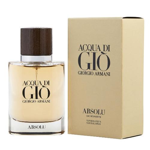 Acqua Di Gio Absolu by Giorgio Armani 1.35 oz EDP for men