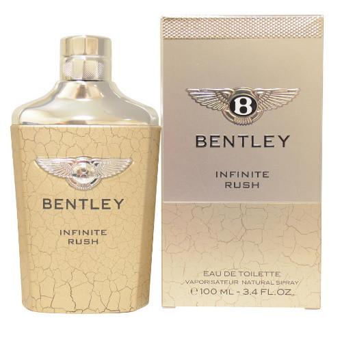 Bentley Infinite Rush by Bentley EDT 3.4 oz for Men