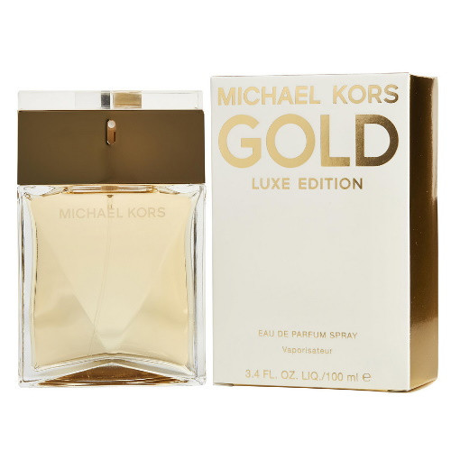 Michael Kors Gold Luxe Edition by Michael Kors 3.4 oz EDP for Women