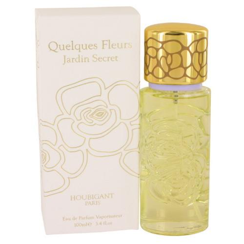 Quelques Fleurs Jardin Secret by Houbigant 3.4 oz EDP for Women