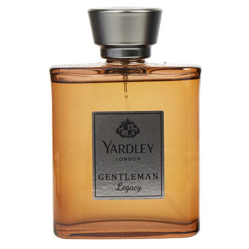 Yardley Gentleman Legacy by Yardley 3.4 oz EDP for Men Tester