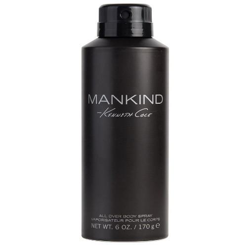 Mankind by Kenneth Cole Body Spray 6 oz for Men