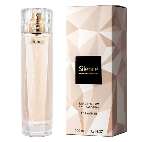 Silence by New Brand 3.3 oz EDP for Women