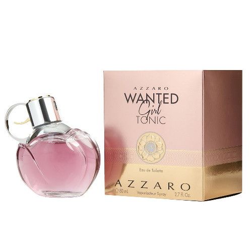 Azzaro Wanted Girl Tonic by Azzaro 2.7 oz EDT for Women