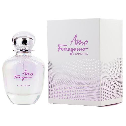 Amo Ferragamo Flowerful by Salvatore Ferragamo 3.4 oz EDT for Women