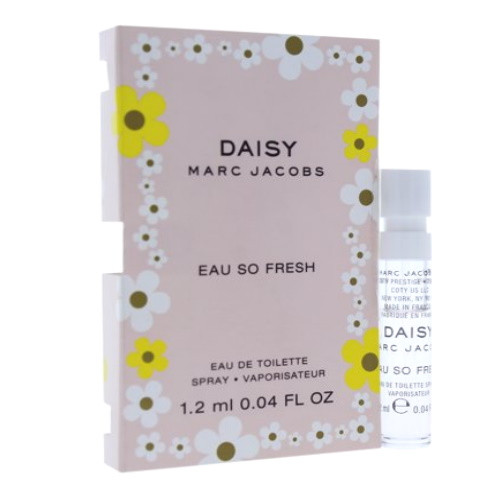 Daisy Eau so Fresh by Marc Jacobs EDT 0.04 oz Vial for Women