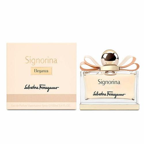 Signorina Eleganza by Salvatore Ferragamo 3.4 oz EDP for Women