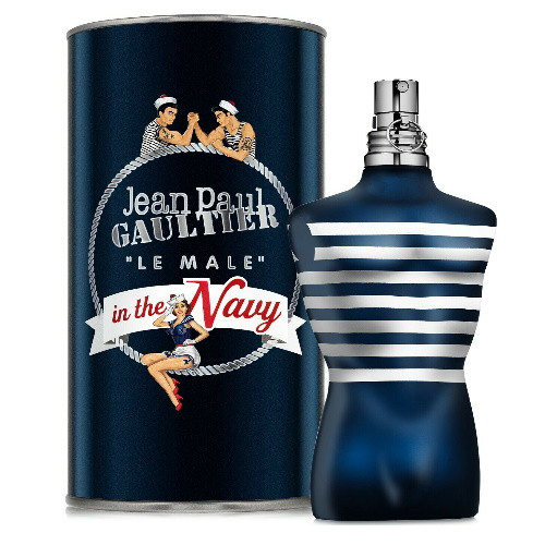 In The Navy by Jean Paul Gaultier 4.2 oz EDT for Men
