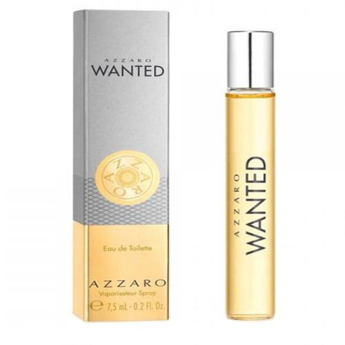 Azzaro Wanted by Azzaro 0.2 oz EDT Mini Spray for Men