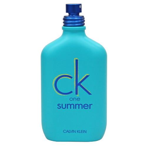 Ck One Summer 2020 by Calvin Klein 3.4 oz EDT for Unisex Tester