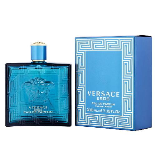 Versace Eros by Versace EDP 6.7 oz for men