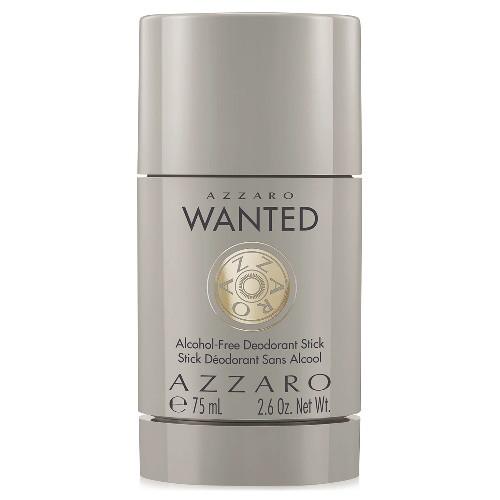 Azzaro Wanted by Azzaro 2.6 oz Deodorant Stick for men