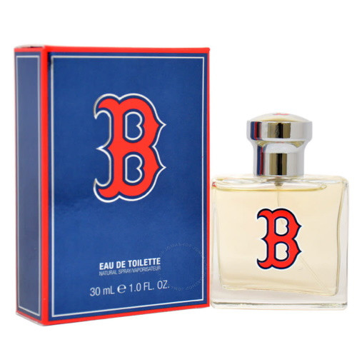 B By Boston Red Sox 1 oz EDT for Men