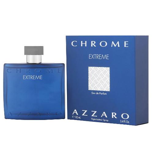 Chrome Extreme by Azzaro 3.4 oz EDP for Men