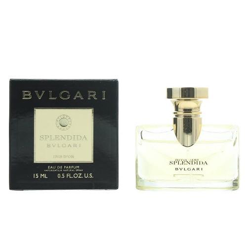 Bvlgari Splendida Iris d'Or by Bvlgari 0.5 oz EDP Mini for Women