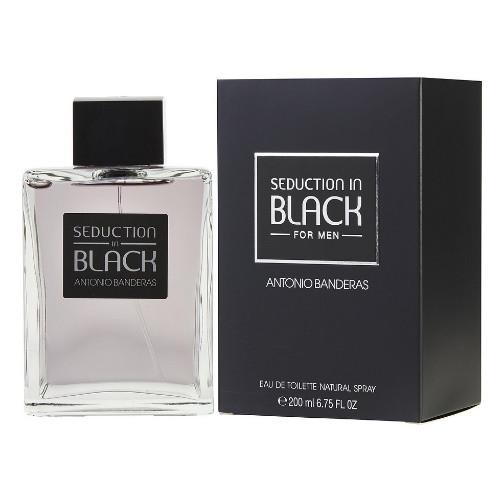 Black Seduction by Antonio Banderas 6.8 oz EDT for Men
