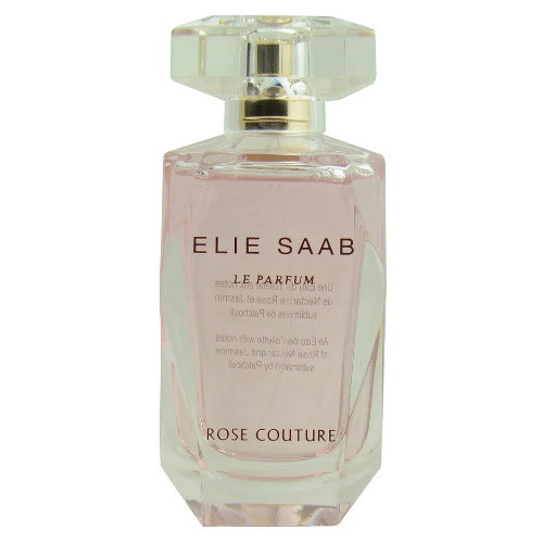 Le Parfum Rose Couture by Elie Saab 3 oz EDT for Women Tester